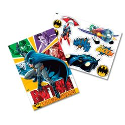 KIT-DECORATIVO-BATMAN-COM-08-UNIDADES-FESTCOLOR-------------------------------------------------------------------------